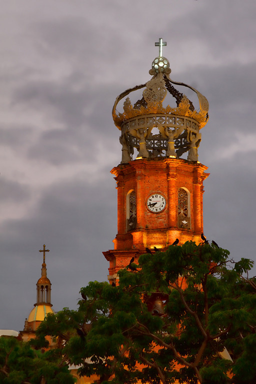 November<br /> Honorable Mention<br /> Photo Travel Division<br /> Puerto Vallarta Cathedral<br /> Mike Landwehr