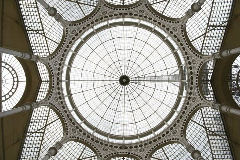 Second Place Syon House Glass Roof