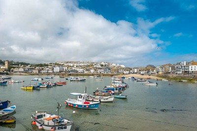 Sixth Place St Ives Harbour