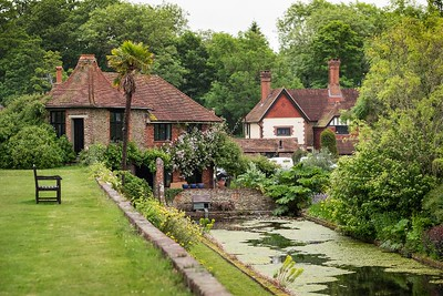 Second Place Moat Cottages in Loseley Park