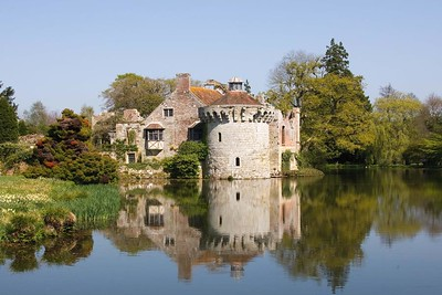 Fourth Place - Scotney Castle