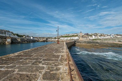 Fourth Place - Porthleven Pier