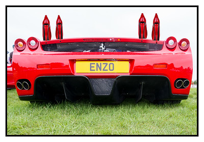 Red Shoes Red Ferrari