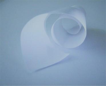 Third Place - Paper Spiral