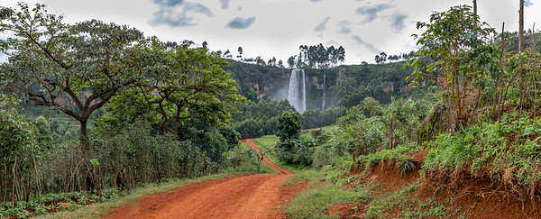 The Road to Sipi Falls