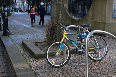 Colourful Bike