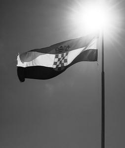 Croatia Contre Jour