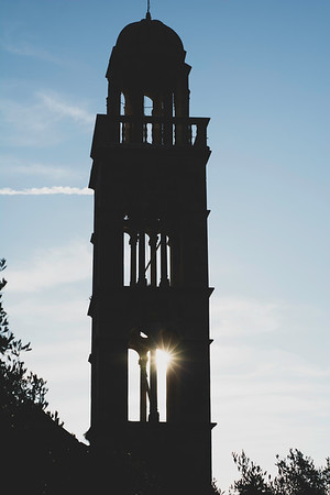 The Old bell tower