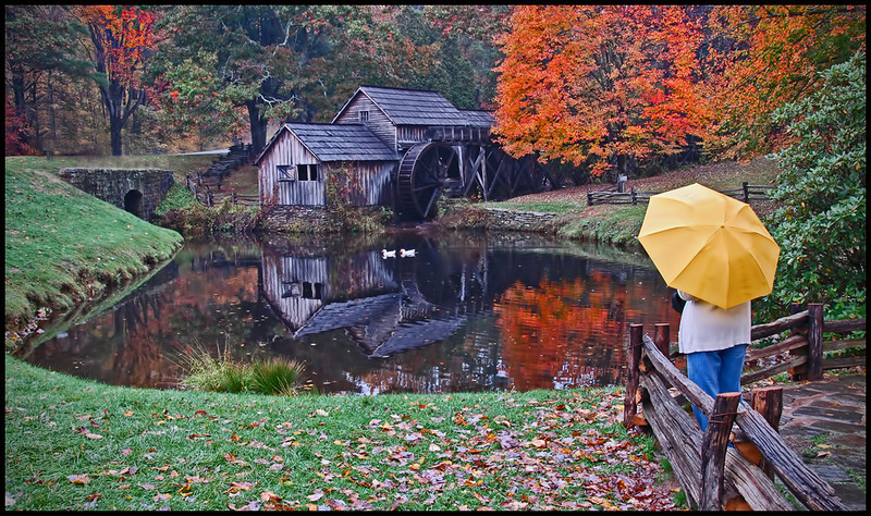 John Kowalyk - Autumn Reflections