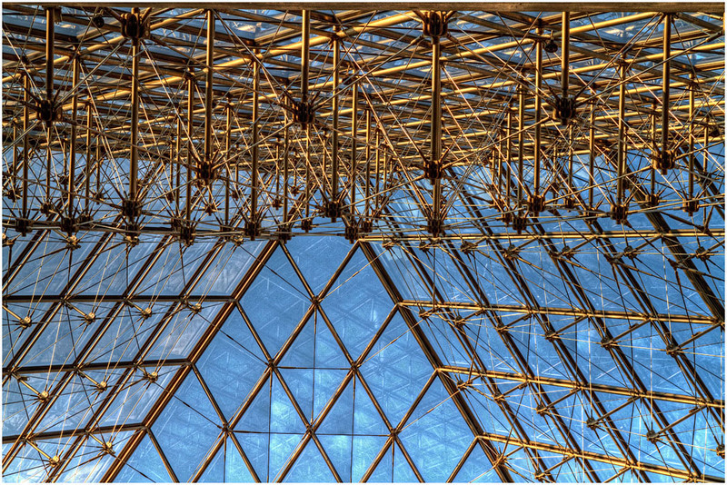 Under the Pyramid<br /> Theresa Hart