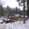 Winter on Cleveland Creek<br /> Ken Kendzy