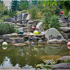 Chihuly Spheres in the Falls<br /> Wes Kiel