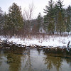 Winter on Cleveland Creek 2<br /> Ken Kendzy