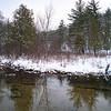Winter on Cleveland Creek 2<br /> Ken Kendzy