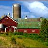 Farm on County S<br /> Marie Rakoczy