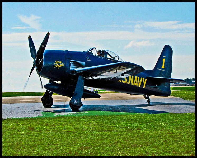Idling for Takeoff<br /> Ken Black