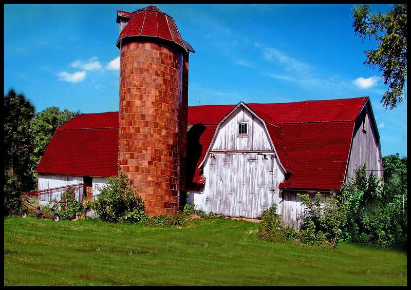 Old Barn<br /> Ken Black