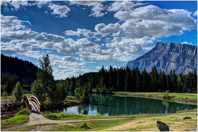 A Mountain Park, Canada<br /> Tom Mulick
