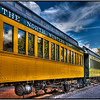 Railroad Reflections<br /> Marie Rakoczy