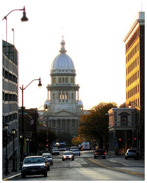 Illinois State Capital<br /> Ken Kendzy