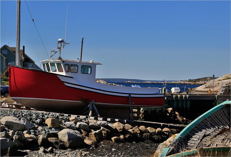 Peggy's Cove, Nova Scotia, Canada<br /> Debbie Yost