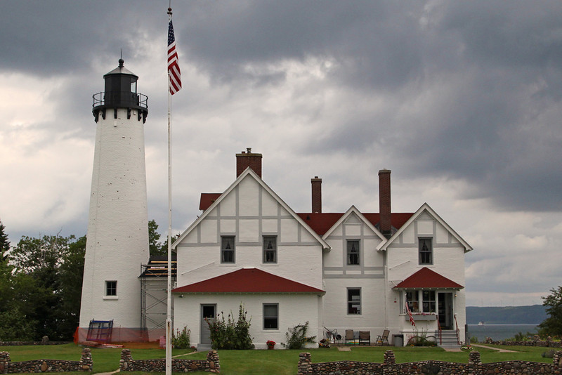 Iroquois Lighthouse<br /> Bob Erickson