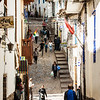 Streets of Cusco<br /> Jeff Bonta