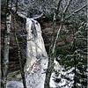 Wintry Minising Falls - Joe Rakoczy