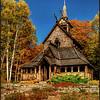 Stave Church - Marie Rakoczy