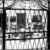A Spanish Courtyard - Ken Kendzy
