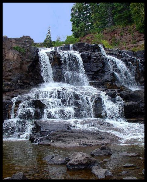Ken Black - Canada Waterfall