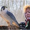 Irene Szilagyi - Lady with Bird