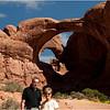 Joe Tarlos - Double Arch Utah