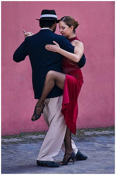 Bill Bishoff - Laboca Tango Street Dancers