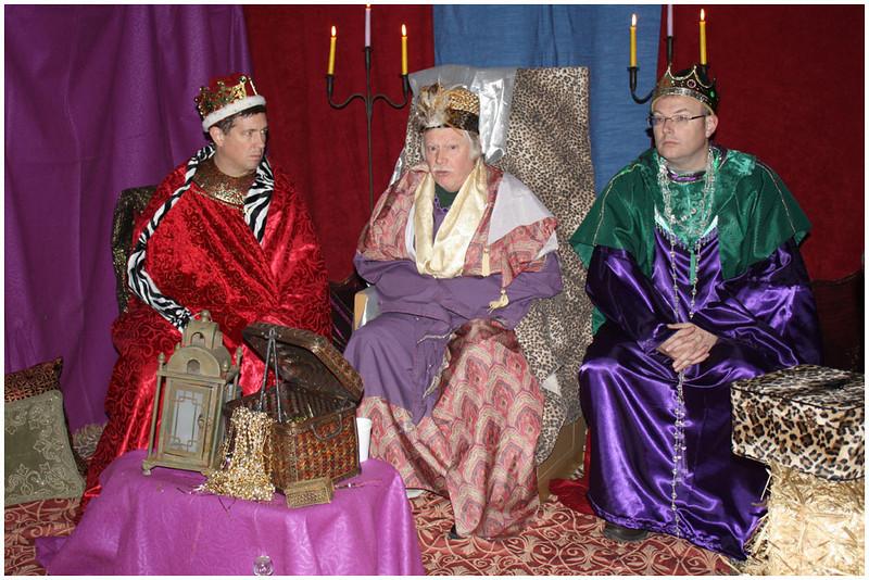Three Wise Men - Jean Ungar