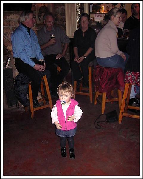 Pub Girl - Ken Kendzy