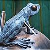 Metal Sculpture - Irene Szilagyi