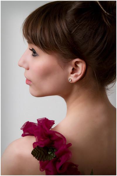Ballerina in Profile<br /> Theresa Hart