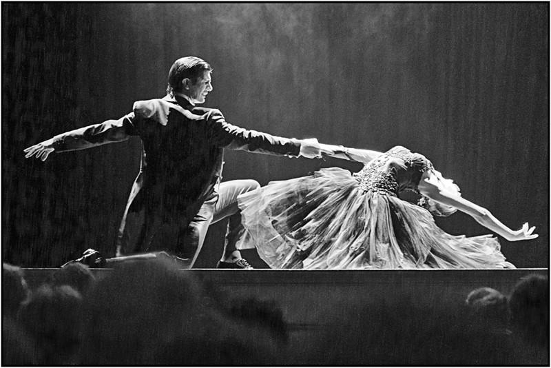 Tango Finish<br /> Bill Bishoff