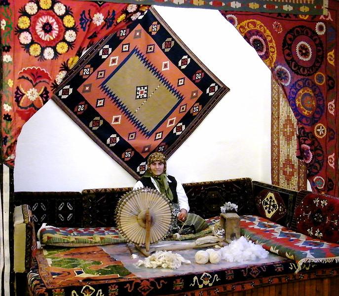 Turkish Yarn Spinner<br /> Ken Kendzy