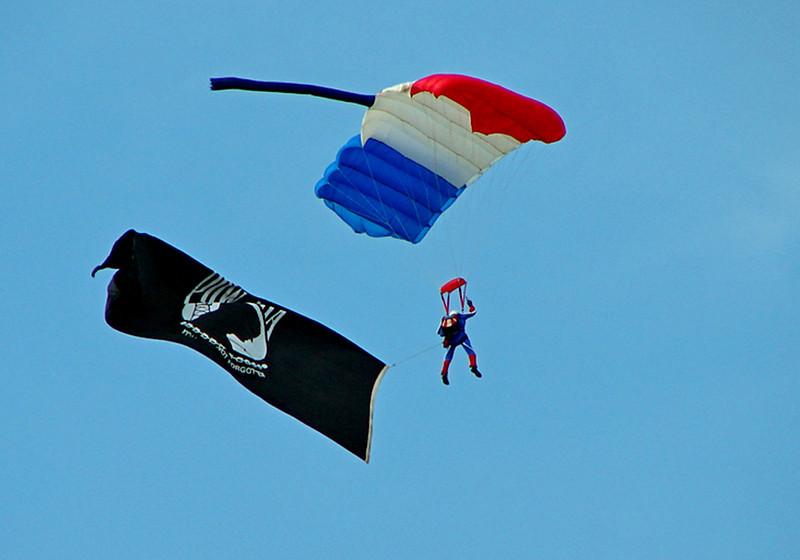 Sky Jumper<br /> Ken Black