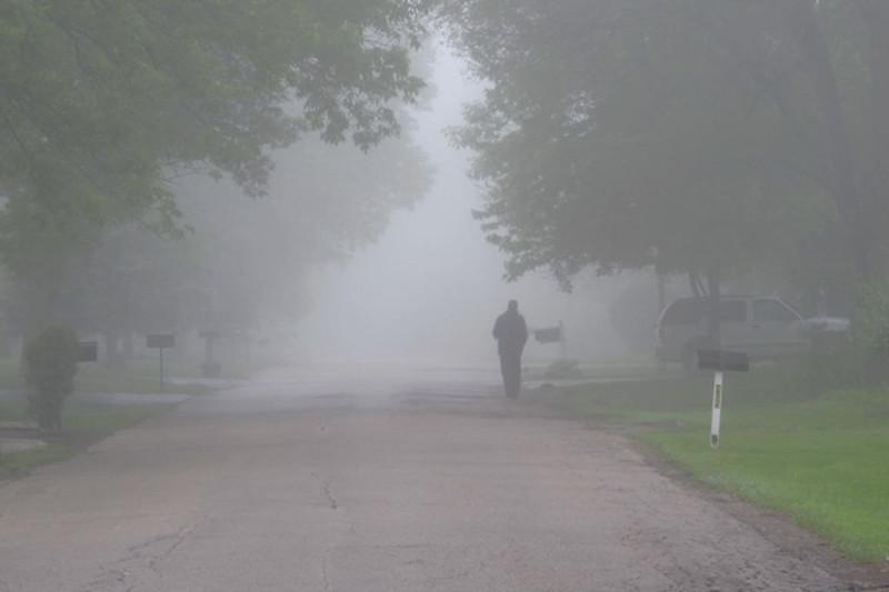 Church St Fog<br /> Stan Kotecki