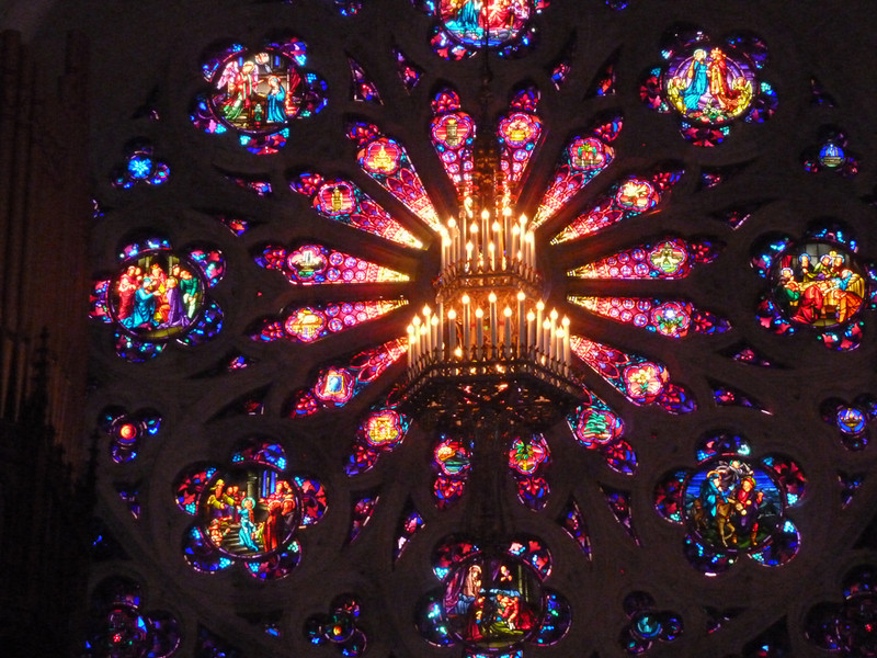 Stained Glass<br /> Rich Boyle