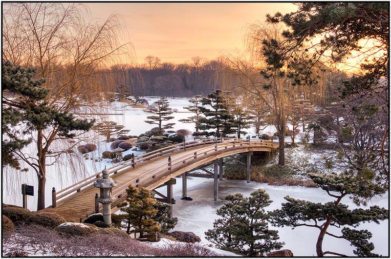 Bridge to Japanese Island<br /> Bill Bishoff