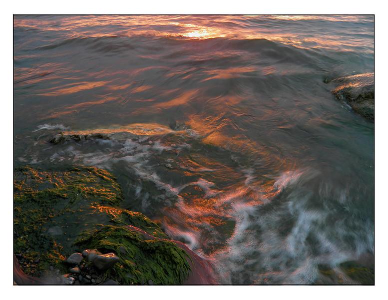 Sunset on Lake Ontario<br /> Ken Kendzy