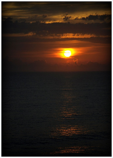 Florida Sunrise<br /> Bob Wallace