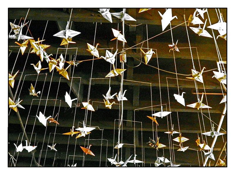 Origami Ceiling - Ken Kendzy