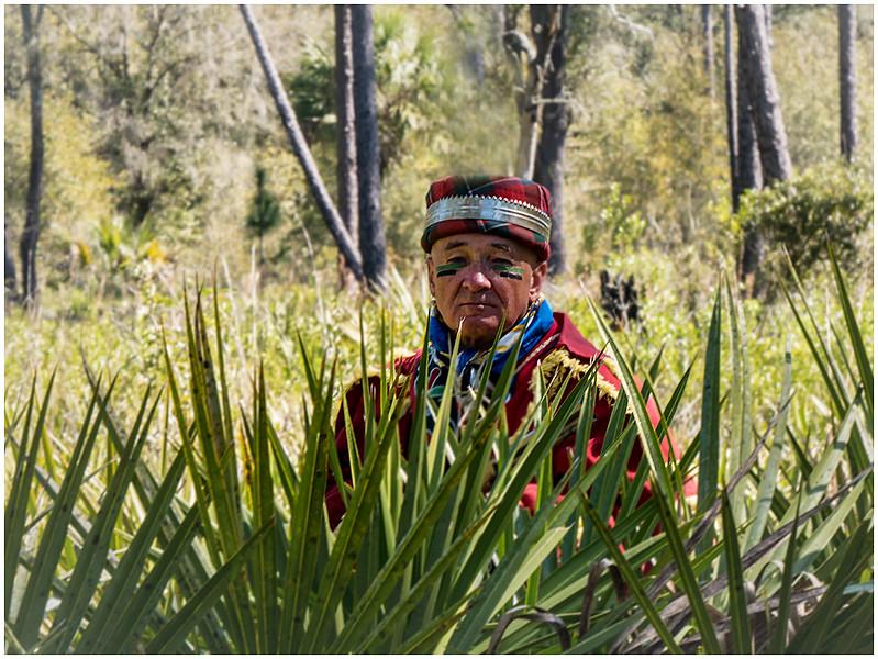 The Hidden Seminole - Jane Ballengee