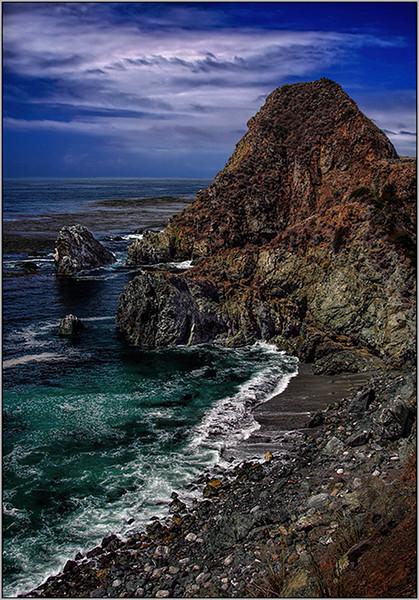 California Coast - Joe Rakoczy