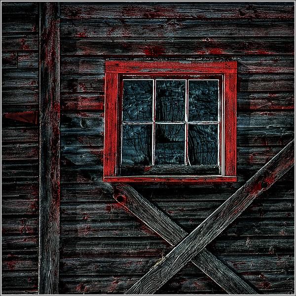Barn Window - Joe Rakoczy